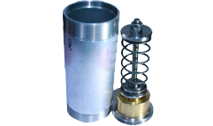 Blowers protection valves
